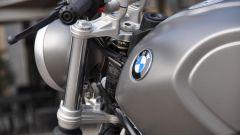 BMW R nineT Scrambler, forcella