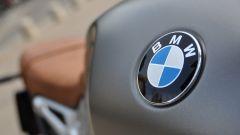 BMW R nineT Scrambler, marchio BMW