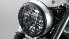 BMW R nineT Scrambler, protezione faro