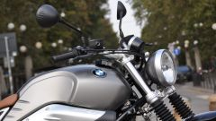 BMW R nineT Scrambler, serbatoio