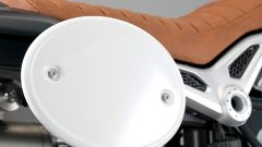 BMW R nineT Scrambler, tabella portanumero