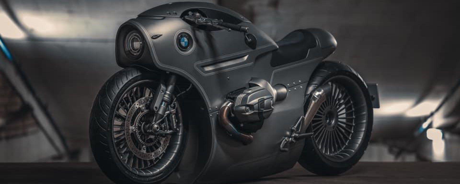 BMW R nineT Special by Zillers Custom Garage