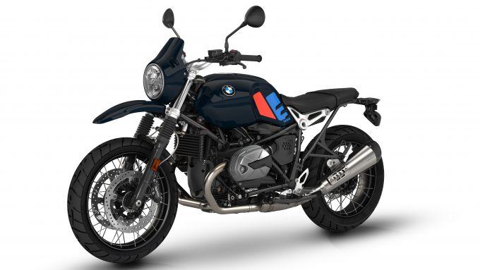 BMW R nineT Urban GS 2022