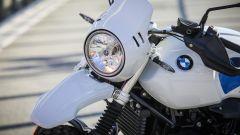 BMW R nineT Urban G/S: dettaglio del parafango alto