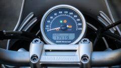 BMW R nineT Urban G/S: il quadro monostrumento