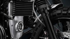 BMW R NineT Urban G/S, parafango con stabilizzatore forcella