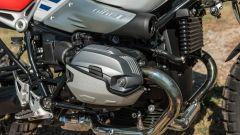 BMW R nineT Urban G/S: primo piano del motore Boxer