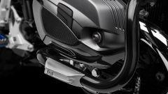 BMW R NineT Urban G/S, protezione carter motore