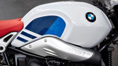 BMW R nineT Urban GS, serbatoio