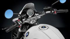 BMW R NineT Urban G/S, traversino manubrio