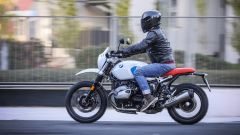 BMW R nineT Urban G/S: vista laterale