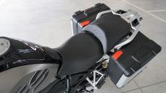 BMW R1200GS Connectivity: le borse laterali si pagano a parte