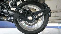 BMW R1200GS Connectivity: le ruote a raggi sono optional