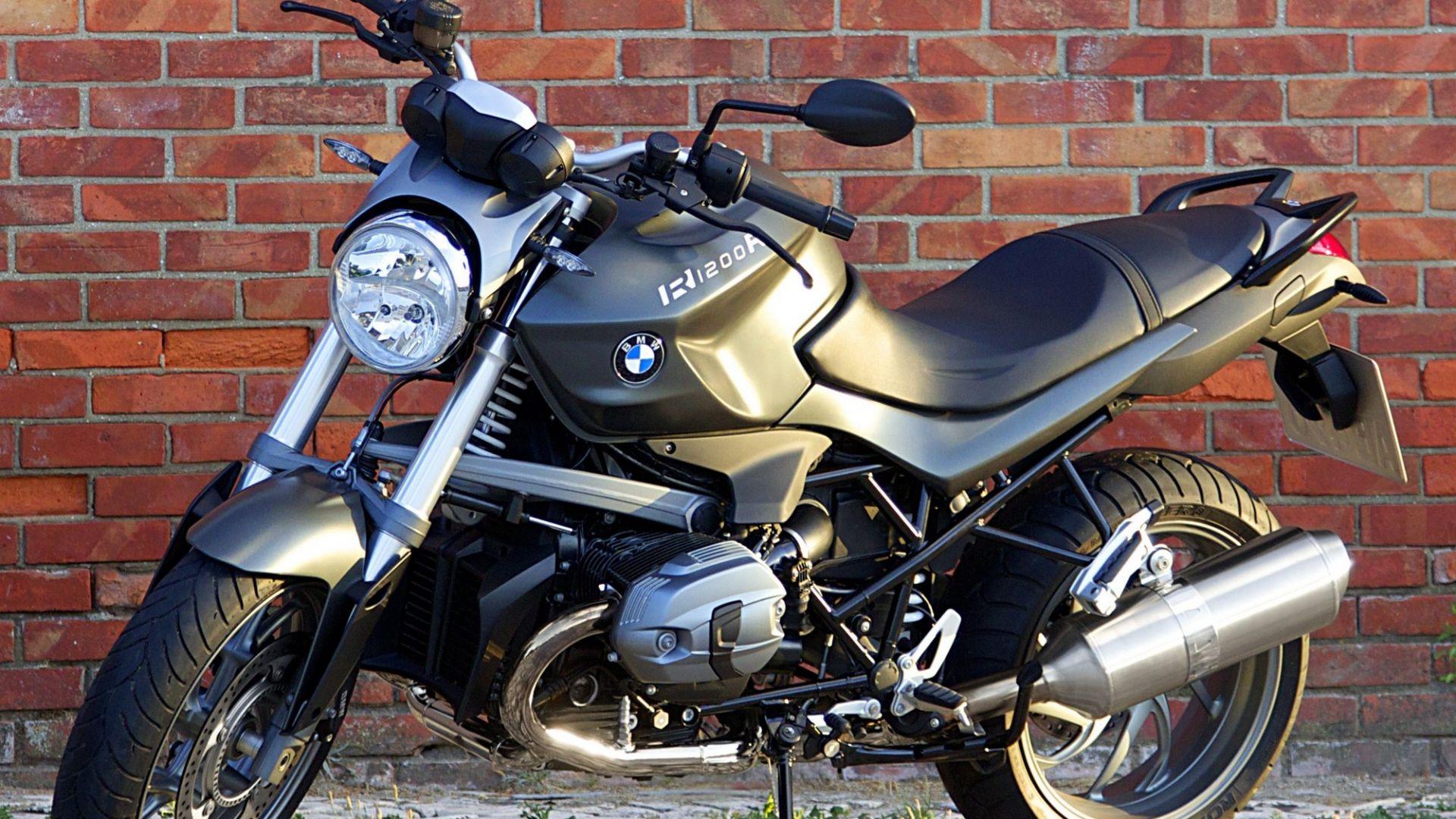 Anteprima Bmw R1200r 2011 Motorbox