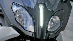 BMW R1200RS 2018: dettaglio delle luci diurne