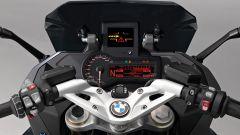 BMW R1200RS ConnectedRide, cupolino