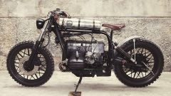 BMW R65 Mad Max by Delux Motorcycles
