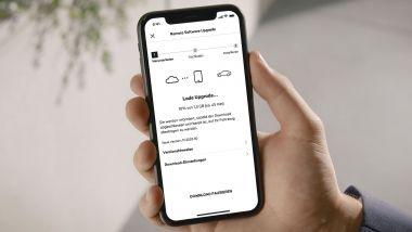 BMW Remote Software Upgrade: le novità anche sulla app