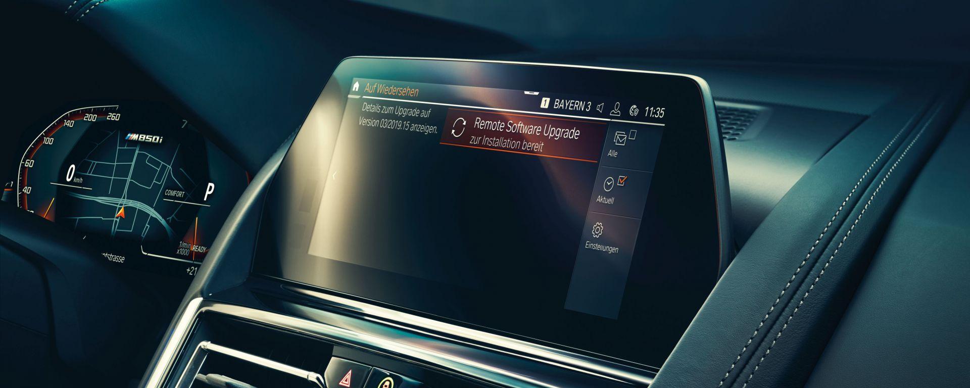 BMW Remote Software Upgrade: le novità dell'ultima versione