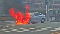 BMW richiama 324.000 unità in Europa dopo gli incendi in Corea del Sud