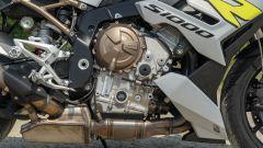 BMW S 1000 R 2021, il motore è privo della fasatura variabile Shift Cam