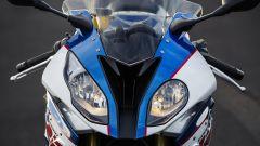 BMW S 1000 RR 2017: i gruppi ottici