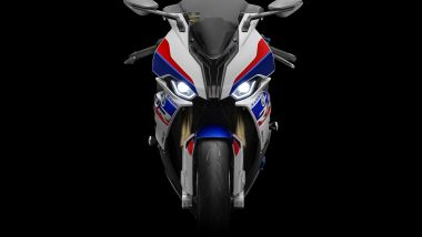 Bmw S 1000 RR frontale