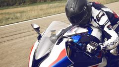 Bmw S 1000 RR in pista