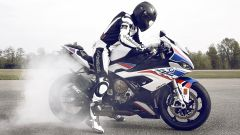 Bmw S 1000 RR: laterale