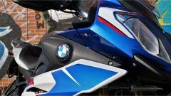 BMW S 1000 XR 2019: dettaglio del blasone