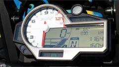 BMW S 1000 XR 2019: il quadro strumenti