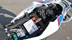 BMW S 1000 XR 2019: il sottosella