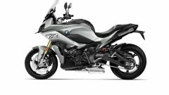 BMW S 1000 XR: laterale