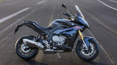 BMW S 1000 XR: vista laterale