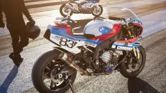 BMW S1000RR Praem: back to the 80s (video) - Immagine: 3