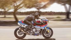 BMW S1000RR Praem: back to the 80s (video) - Immagine: 4