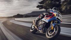 BMW S1000RR Praem: back to the 80s (video) - Immagine: 9