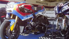 BMW S1000RR Praem: back to the 80s (video) - Immagine: 12