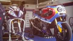 BMW S1000RR Praem: back to the 80s (video) - Immagine: 13