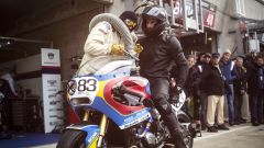 BMW S1000RR Praem: back to the 80s (video) - Immagine: 20