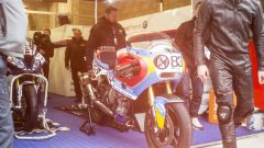 BMW S1000RR Praem: back to the 80s (video) - Immagine: 25