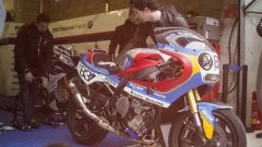 BMW S1000RR Praem: back to the 80s (video) - Immagine: 26