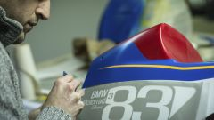 BMW S1000RR Praem: back to the 80s (video) - Immagine: 36