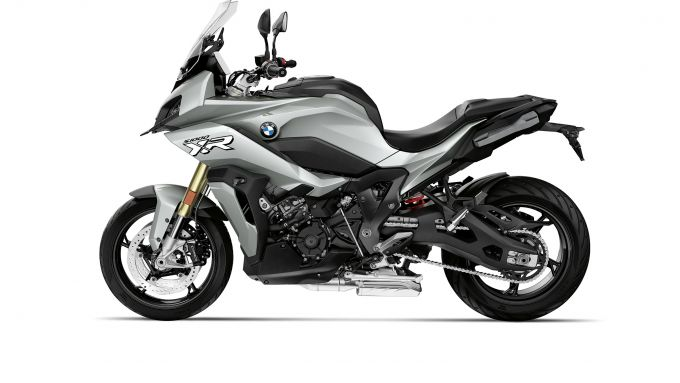 BMW S1000 XR 2020: la versione grigia