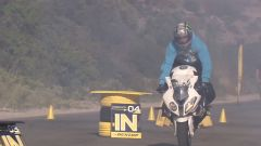 BMW S1000RR in drift, il video - Immagine: 14