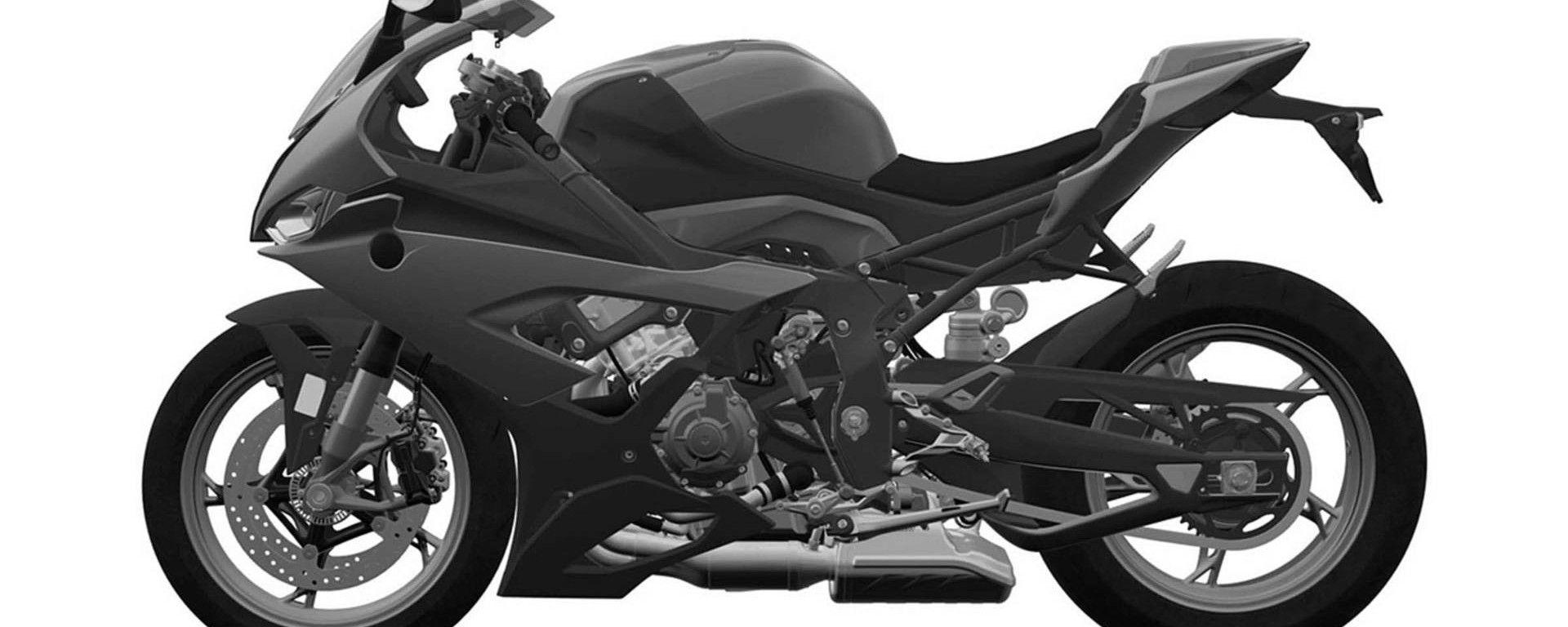 BMW S1000RR: nuovo motore e carene, ecco come sarà