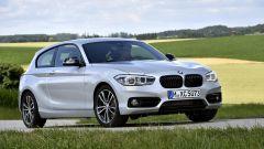 BMW Serie 1 2019, addio alla trazione posteriore