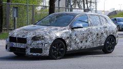 BMW Serie 1 2019, le foto spia