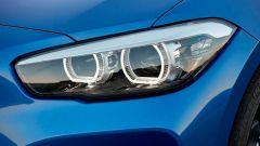 BMW Serie 1 MY 2017: i nuovi fari LED