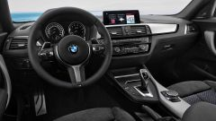 BMW Serie 1 MY 2017: la nuova plancia rivolta ancor più verso il guidatore